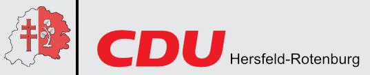 Logo von CDU Hersfeld-Rotenburg
